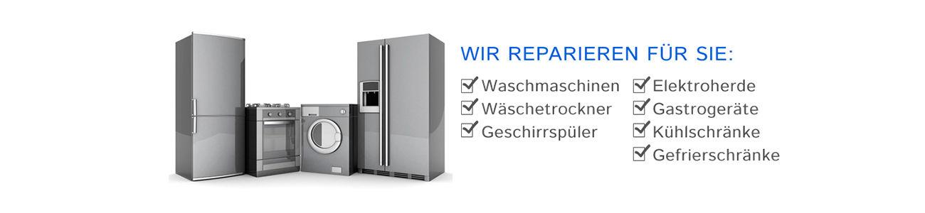 ReparaturProfi Berlin Ihr Fachman für Haushaltsgeräte